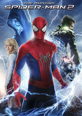 The Amazing Spider-Man 2 Netflix UK (United Kingdom)